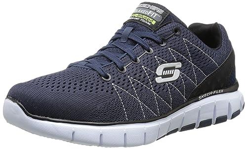 Skech-flex, Chaussures Pour Hommes De Fitness Skechers