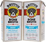 Brutus Bone Broth for Dogs   100% Natural   Made in