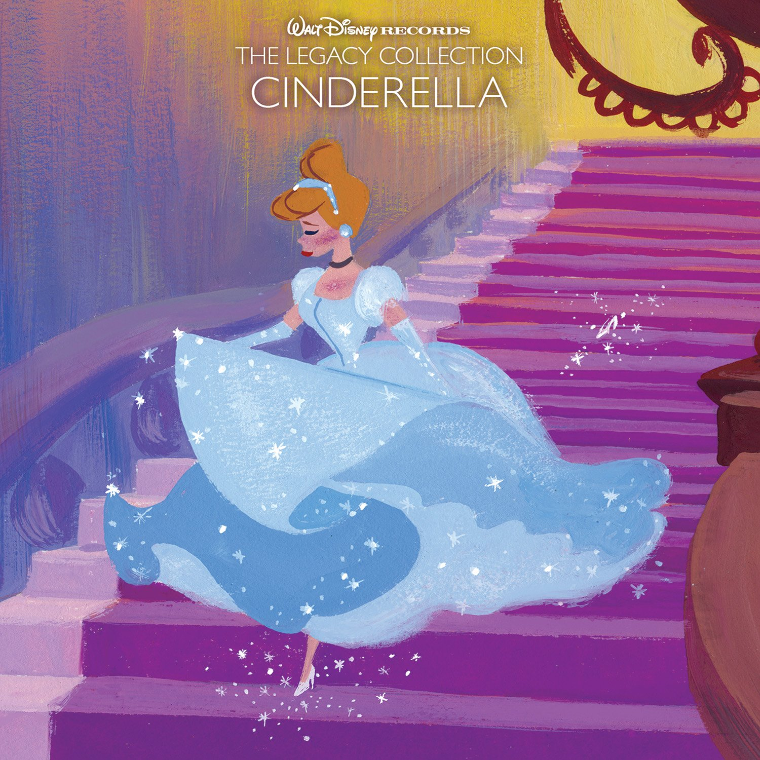 Various walt disney records the legacy collection cinderella 2 various walt disney records the legacy collection cinderella 2 cd amazon music altavistaventures Image collections