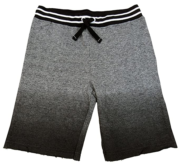Epic Threads Little Boys Frayed Knit Shorts Heather Grey 3T 2T-7