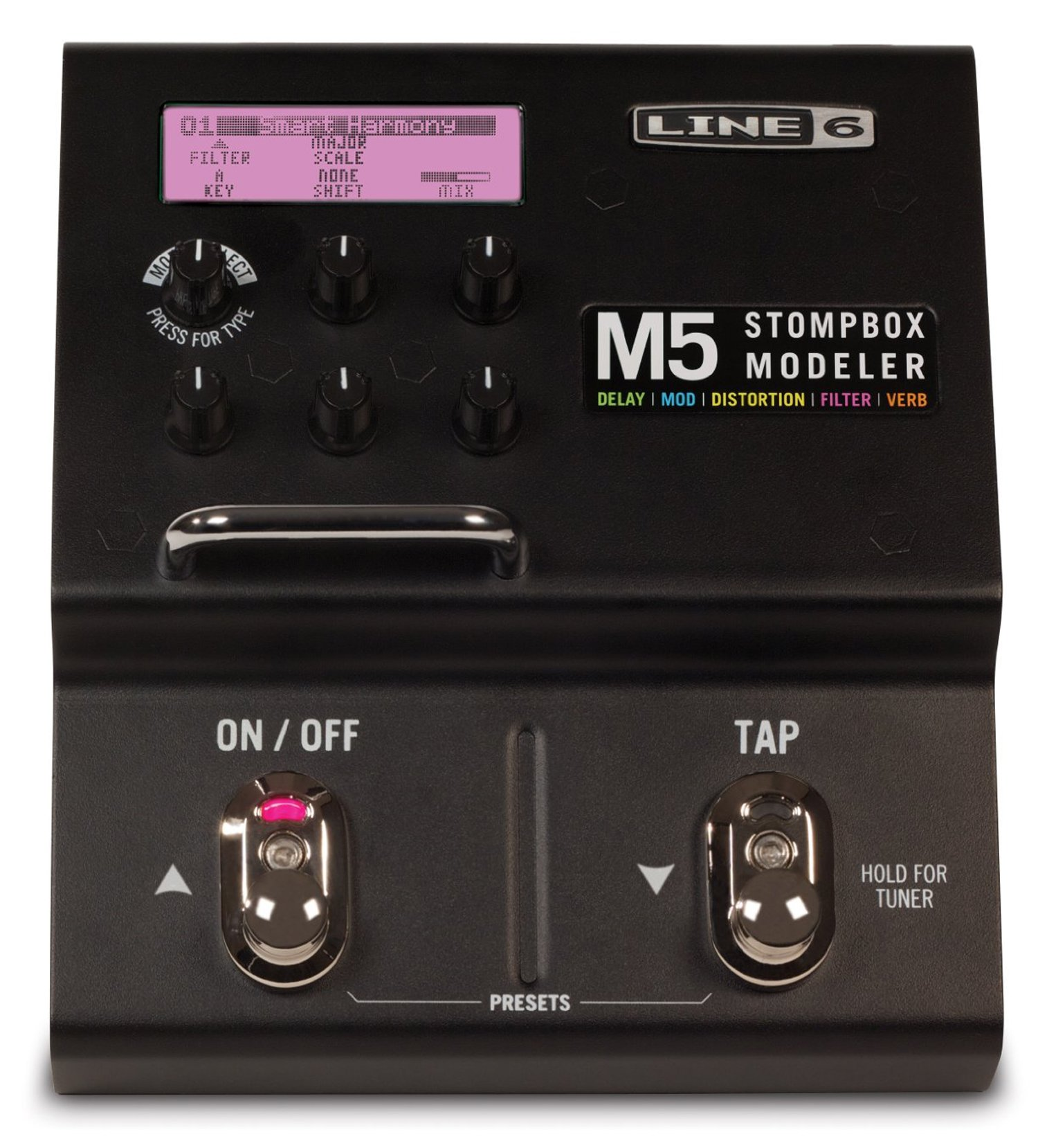 Line 6 M5 StompBox Modeler by Line 6