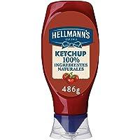 Hellmann's Original - Ketchup 100% Ingredientes Naturales, 4