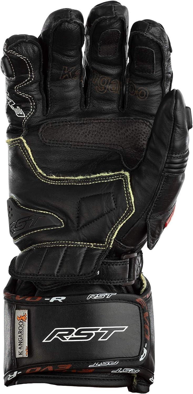 RST Glove Tractech Evo R CE Black//Black 12