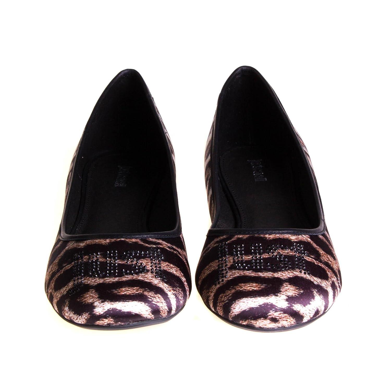 Just Cavalli Damen Ballerina Leopard Muster: Amazon.de: Schuhe & Handtaschen
