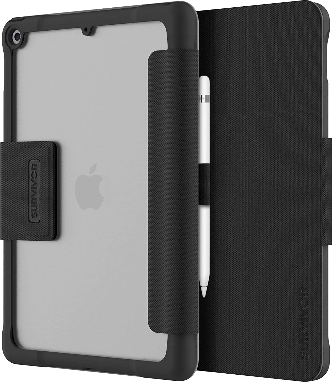 Griffin Case for Apple iPad Tactical, GIPD-018-BLK
