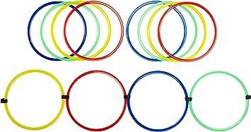 Softee 0009042 Escalera Agilidad Aros Multicolor, Unisex, L: Amazon.es: Deportes y aire libre