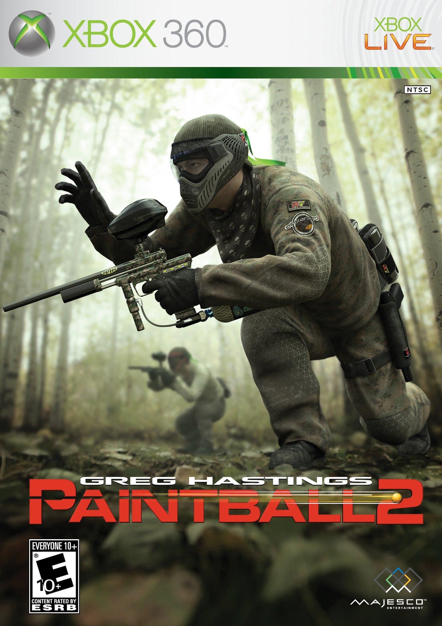 Greg Hastings' Paintball 2 - Xbox 360