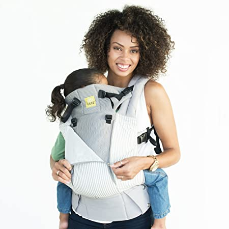4156c2dc0dc LÍLLÉbaby The COMPLETE Embossed Luxe SIX-Position 360° Ergonomic Baby    Child  Carrier