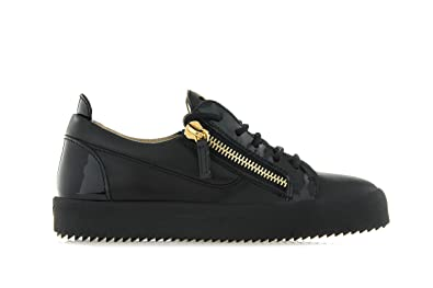 2d2d95de0bd2cf GIUSEPPE ZANOTTI DESIGN Schuhe SNEAKERS AUS LEDER MIT ZIP  quot NICKI quot   ...