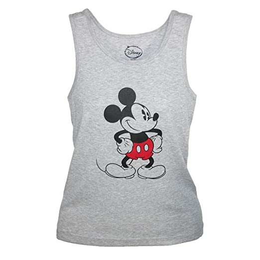 ffb607c94 Amazon.com  Disney Mickey Mouse Tank Top  Clothing