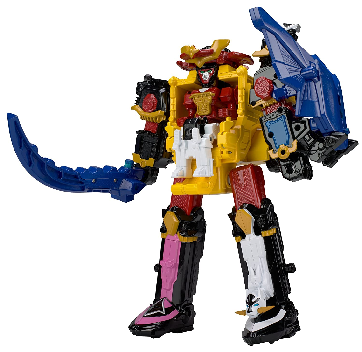 Power Rangers Ninja Steel Dx Ninja Steel Megazord Action Figure