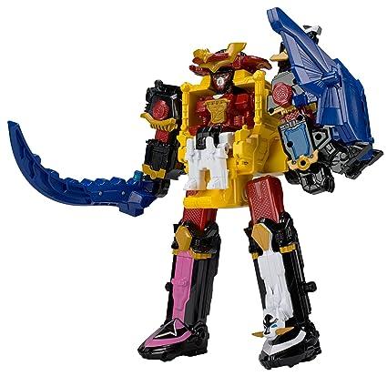Amazoncom Power Rangers Ninja Steel Dx Ninja Steel Megazord Toys