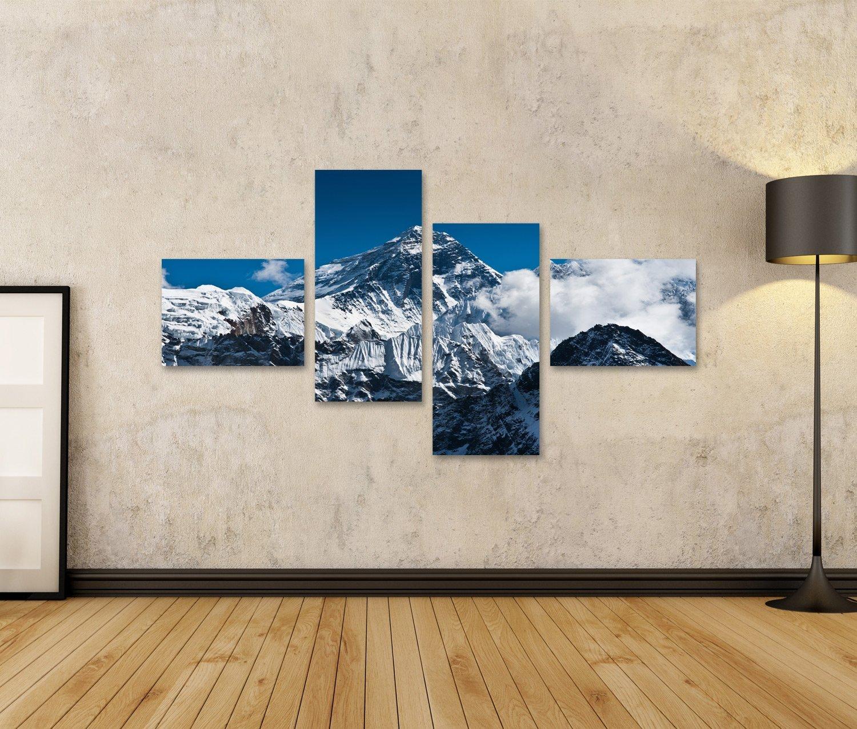 Islandburner Bild Bilder Auf Leinwand Leinwand Auf Mount Everest