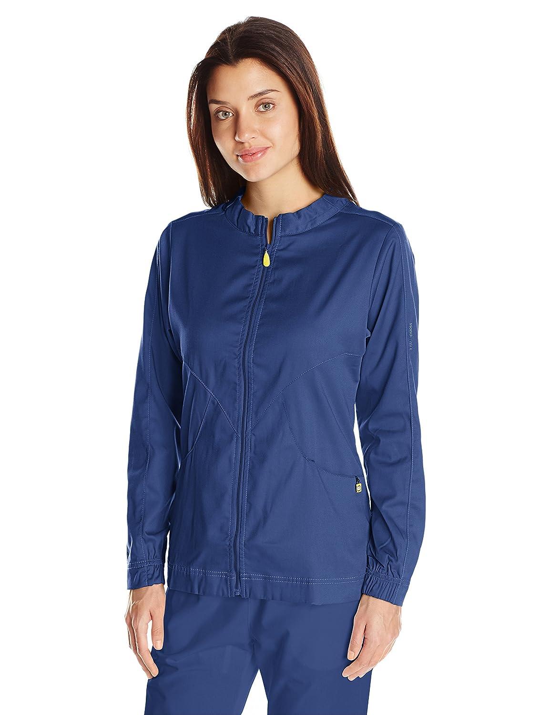 e7b7d89377f WONDERWINK Womens Next Boston Warm Up Women's Scrub Jacket Medical Scrubs  Jacket: Amazon.ca: Clothing & Accessories