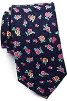 Tommy Hilfiger Men's Darcy Flower Linen Tie
