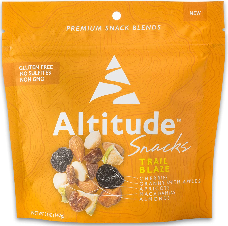 Altitude Snacks Trail Blaze   Premium Fruit & Nut Blends