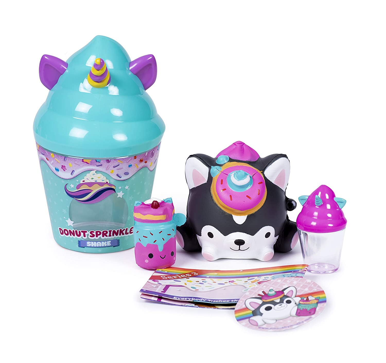 Bandai 80721 Smooshy Mushy Series 3 Creamery Frozen Delight - 1 Supplied Redwood Ventures
