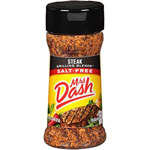 Mrs. Dash Original Steak Grilling Blend, 2.5 oz