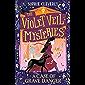 A Case of Grave Danger (The Violet Veil Mysteries)