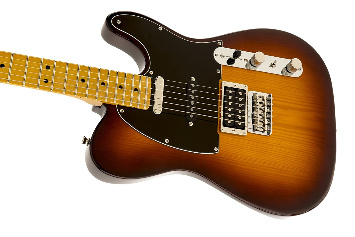 Fender Tele 2 Humbucker Wiring Diagram Libraries With Humbuckers Amazon Com Modern Player Plus Electric Guitar Honeyamazon