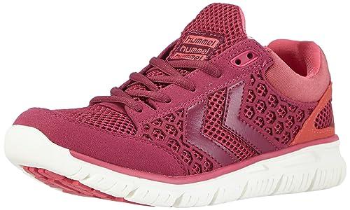 Hummel Hummel Crosslite - Zapatillas Deportivas para Interior de Material sintético Mujer: Amazon.es: Zapatos y complementos