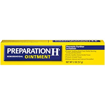 Preparation Hemorrhoid Symptom Treatment Ointment