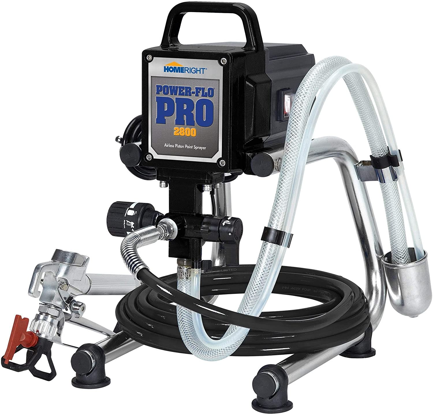 HomeRight Power Flo Pro 2800 Airless Paint Sprayer