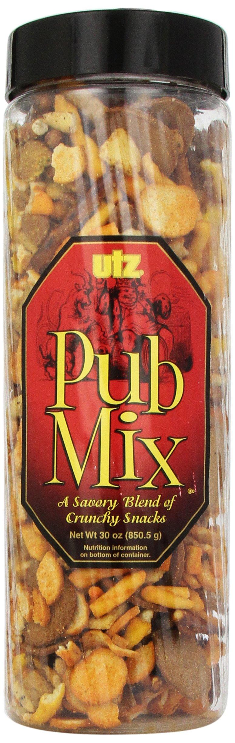 Utz Pub Mix Snacks, 30 Ounce by Utz Quality Foods, Inc.