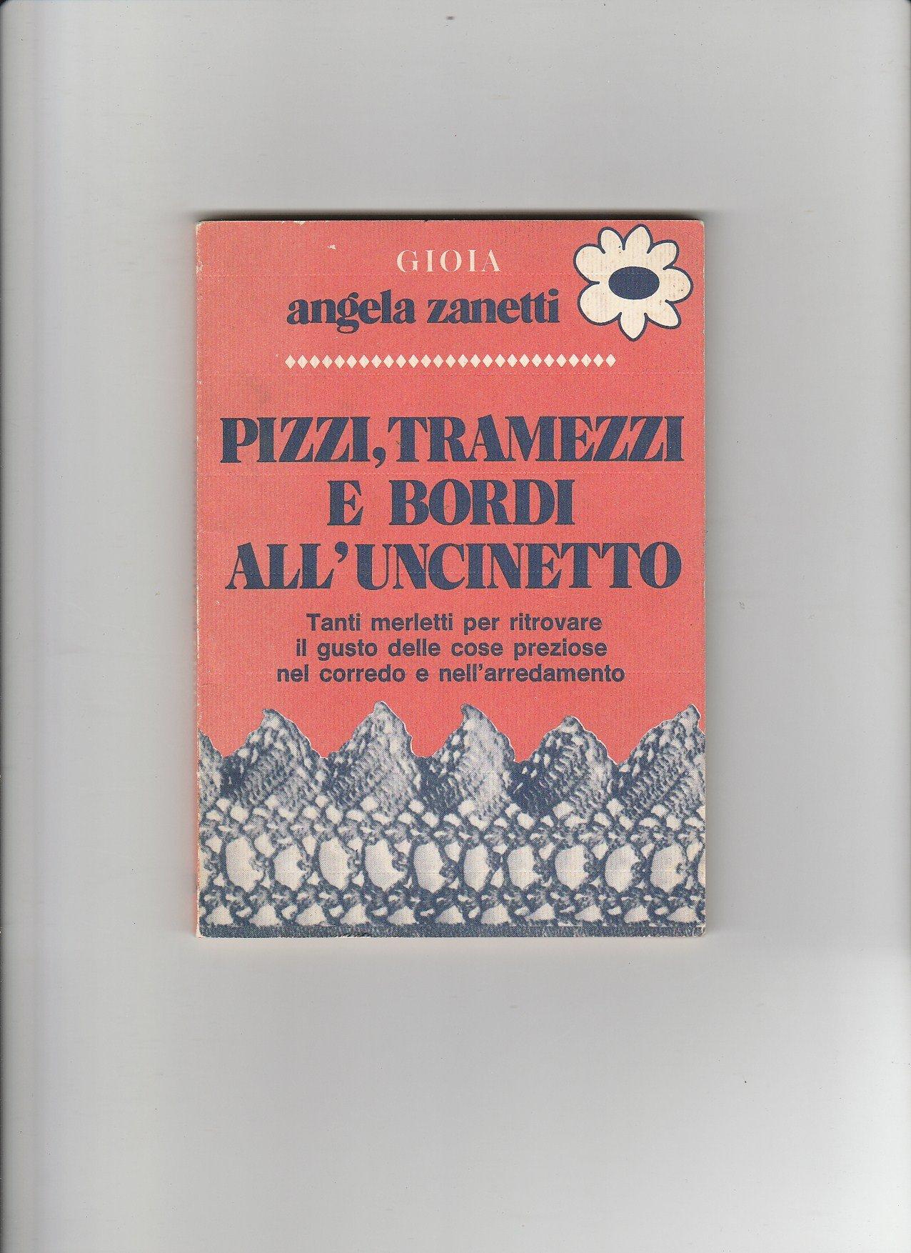 Pizzi Tramezzi E Bordi Alluncinetto Le Margherite Di Gioia N 18