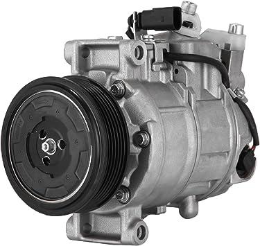 For Audi A3 VW Passat 2006-2008 Eos CC A//C Compressor w// Clutch Sanden New