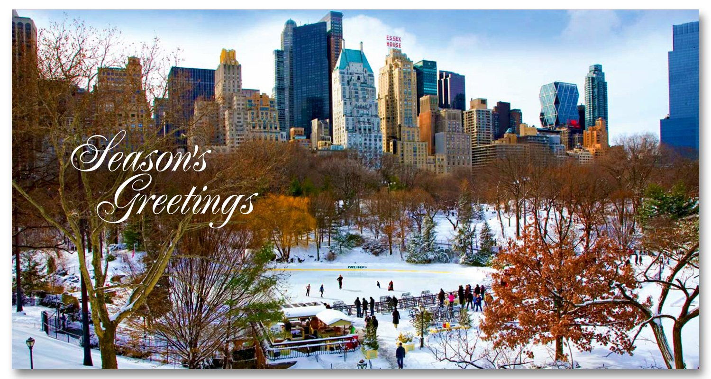 Amazon New York Holiday Money Greeting Cards Holders