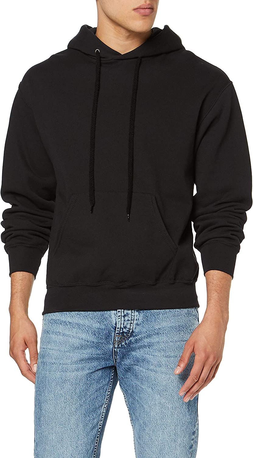 Fruit of the Loom 12208B, Sudadera con Capucha Para Hombre