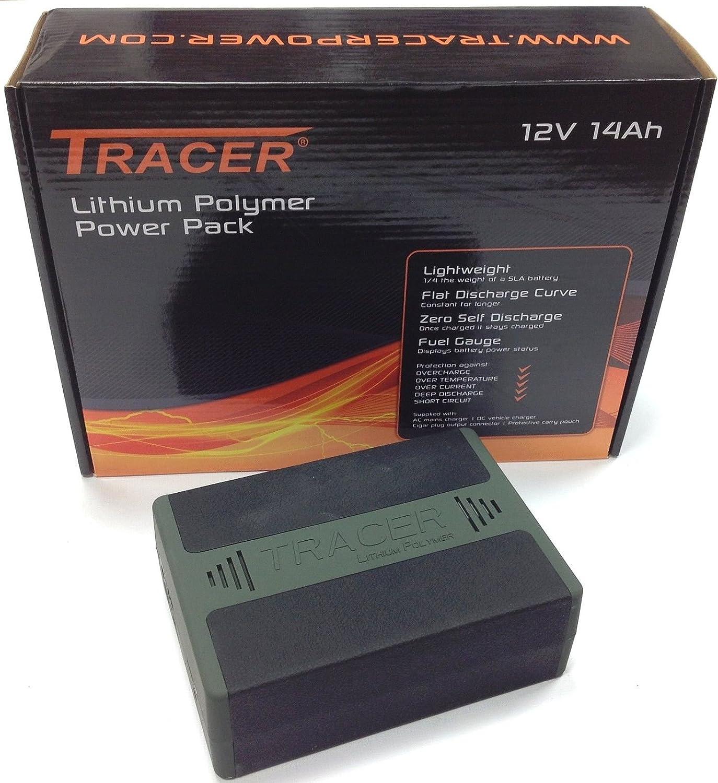 Deben Tracer 4ah 12v Lithium Polymer Battery Pack Shooting Hunting Batteries