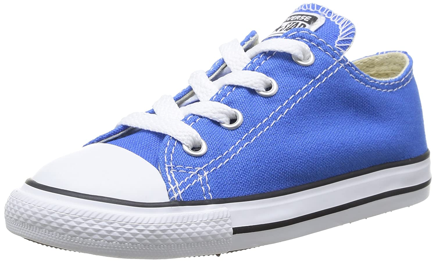 Converse Chuck Taylor Yths C/T All Star Ox Canvas, Chaussures de Fitness...