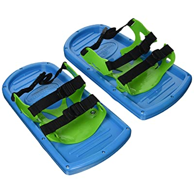 Ideal Sno-Stompers, Colors May Vary Kids Outdoor Snow Activity: Toys & Games