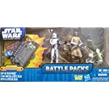 Star Wars the Clone Wars Battle Packs ? Stop the Zillo Beast Set