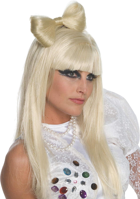 Rubies- Lady Gaga Vestido, Color amarillo, talla inglesa (I-51551): Amazon.es: Ropa y accesorios