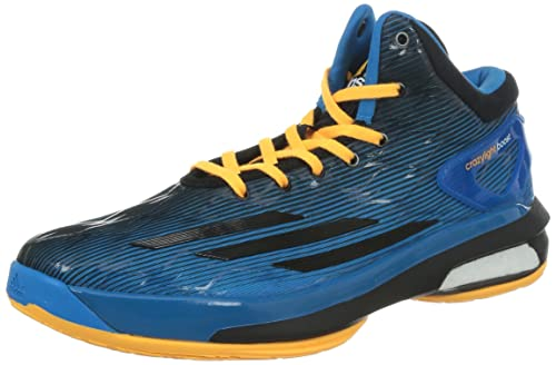 lowest price 4d573 5335c adidas Crazy Light Boost Mens Basketball Sneakers Shoes-Blue-14.5