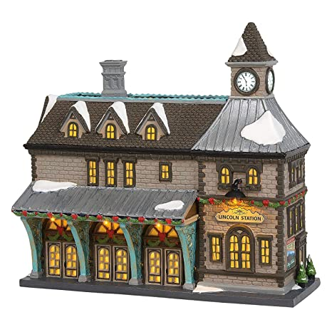 Amazon.com: Departamento 56 Navidad en las estaciones de ...