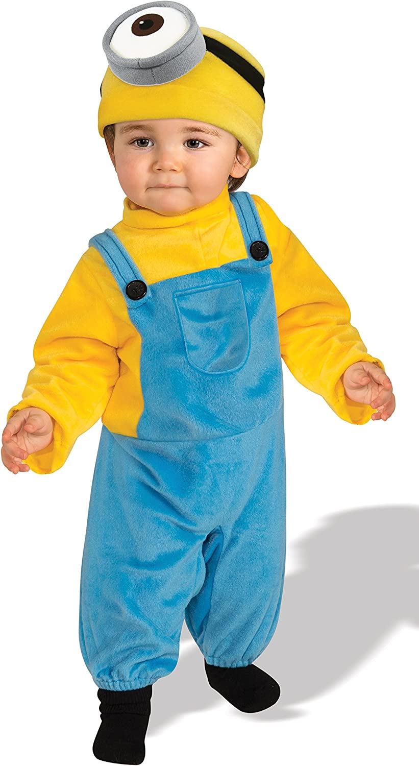 Despicable Me Minion Movie Stewart Costume Toddler 3-4T: Amazon.es ...