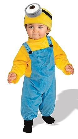 Rubies s Costume Co bebé Boys Minion Stewart Pelele Disfraz