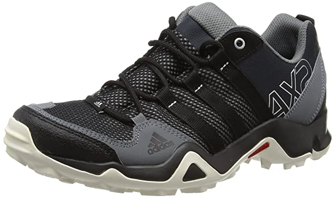Adidas ax2 uomo basso aumento scarpe da trekking: scarpe e borse