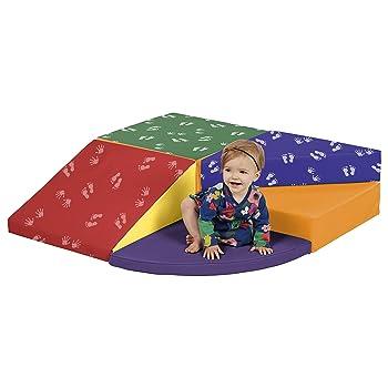 ECR4Kids-ELR-12669 SoftZone Tiny Twisting Foam Climbing Toy