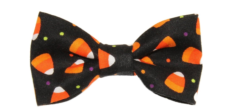 Toddler Boy 4T 5T Black White Polka Dots Clip On Cotton Bow Tie