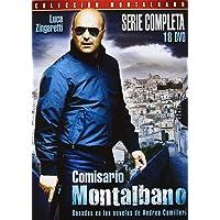 Comisario Montalbano - Colección Completa [DVD] hasta la