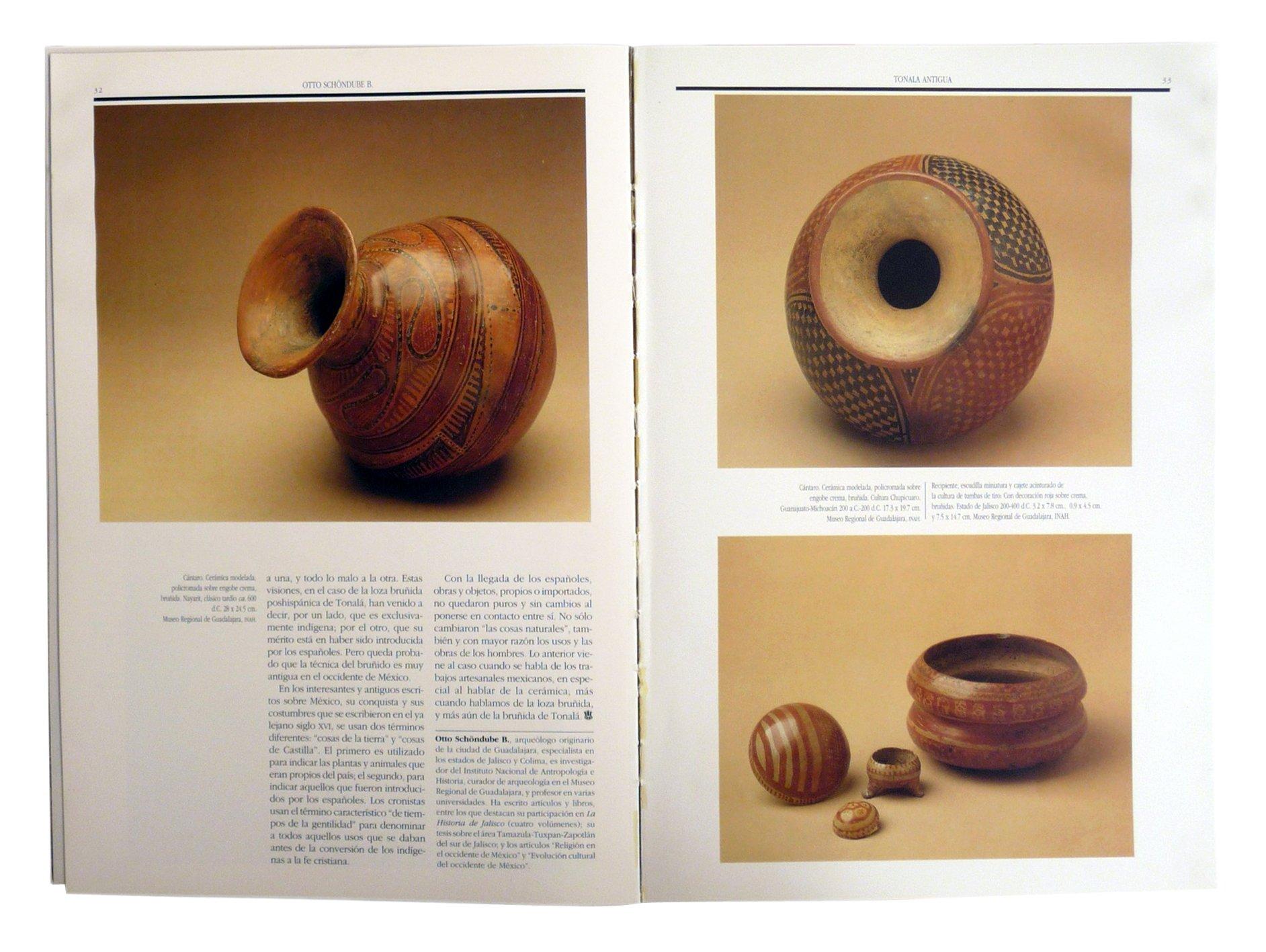Artes de Mexico # 14  Ceramica de Tonala / Ceramics from