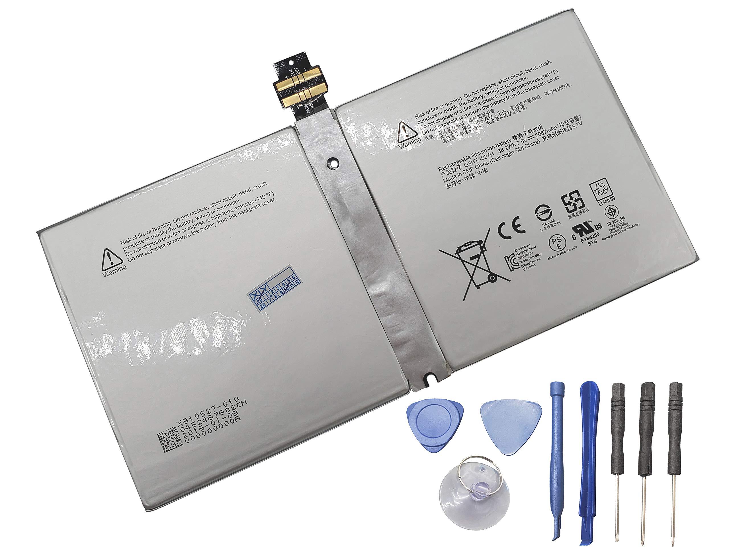 Bateria G3hta027h Dynr01 7.5v 38.2wh Microsoft Surface Pro 4