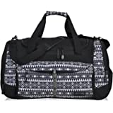 Sporttasche Keanu ADVENTURE ** Viele Fächer z.B. Schuhfach, Seitentaschen, Vordertasche ** 40 Liter Fitness Tasche Sport Sauna Tasche Reisetasche