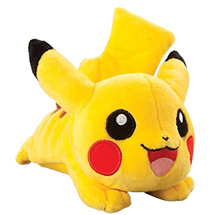 Pokémon Trainers Pikachu