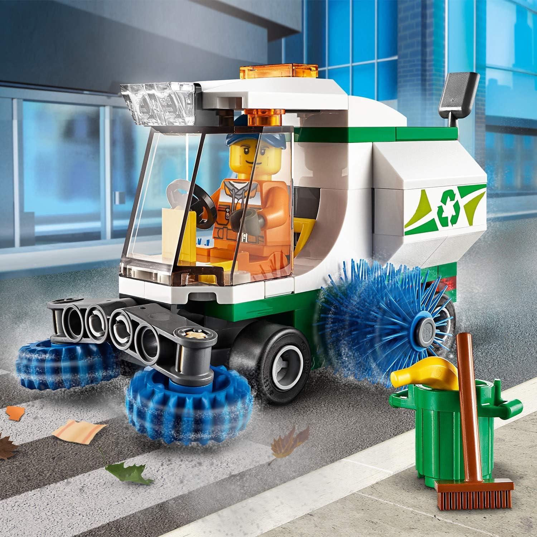 Amazon Prime - LEGO City 60249 Straßenkehrmaschine mit Fahrer für 6,32€